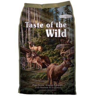 Taste Of The Wild  Pine Forest Veado 12.2Kg (Envio Grátis)