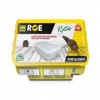 Caixa Rateira Transparente Para Ratos MASSÓ
