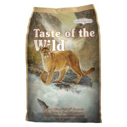 Taste Of The Wild River Truta & Smoked Salmon Cat 7kg