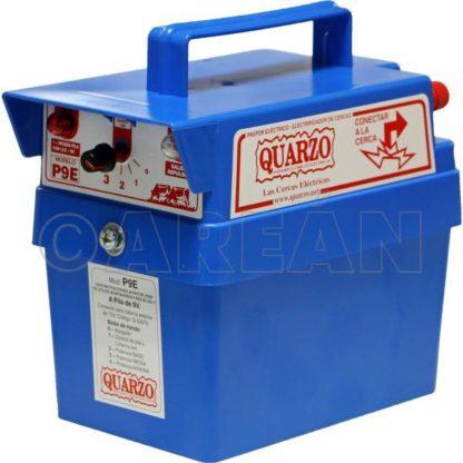 Cerca Eléctrica a Bateria 9v Quarzo (P9E)