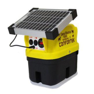 Cerca Eléctrica Solar 2500X C/ Painel 5W