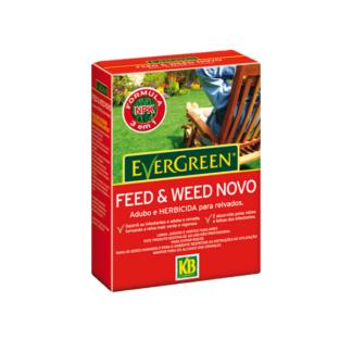 Adubo Relva + Herbicida KB Evergreen 2kg
