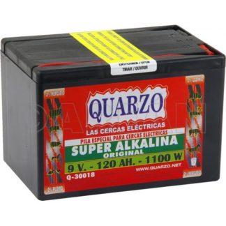Pilha 9v Quarzo