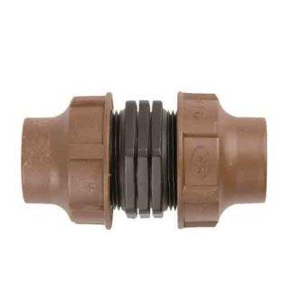 União Aperto Rápido 16mm PN6 (P/tubo gota a gota)