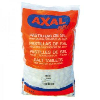 Sal AXAL PRO pastilhas 25kg