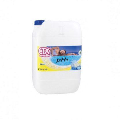 CTX-25 pH+ Incrementador pH líquido 25lts