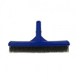 Escova limpa paredes e linhas de água