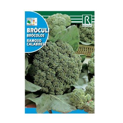 Brócolos Ramoso Calabrese