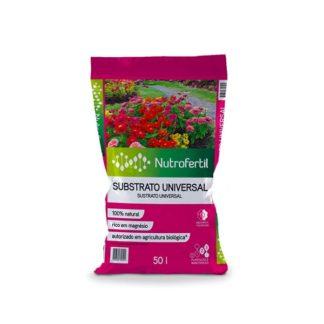 Substrato Universal Nutrofertil 50lt