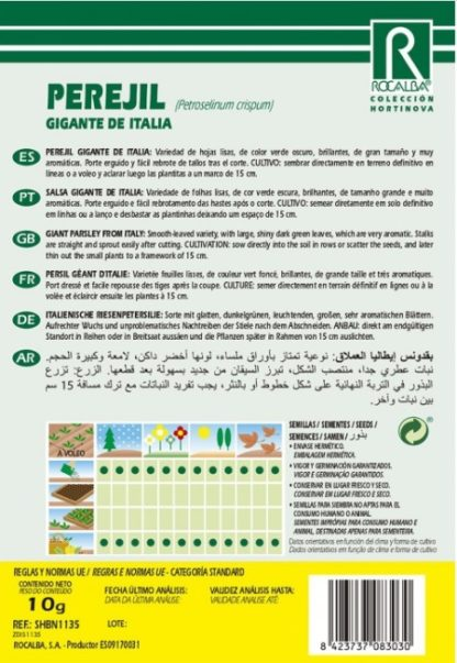 Salsa Gigante de Itália