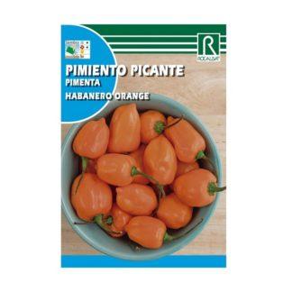 Pimento Picante Habanero Red