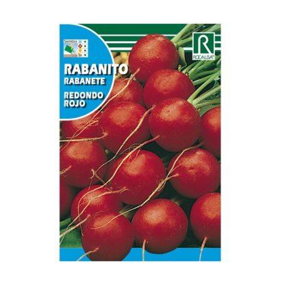 Rabanete Redondo Rojo