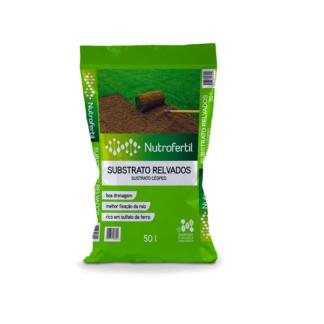Substrato Relvados 50lt Nutrofertil