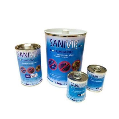 Sanivir Desinfectante Fumígeno