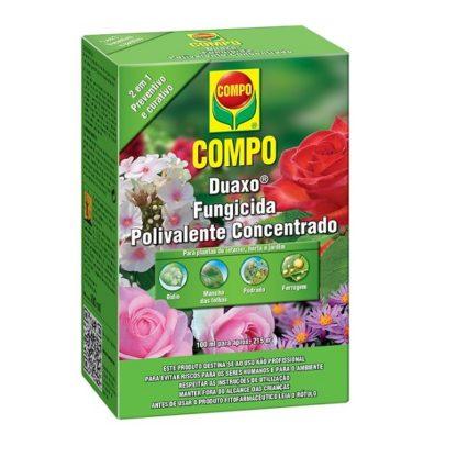 Duaxo Fungicida Polivalente Concentrado 100ml COMPO