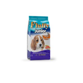 Fluffly Júnior 18kgs