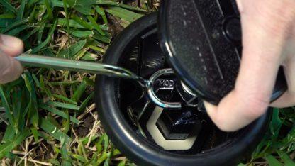 Chave Para Desmontar Aspersor Maxi Paw
