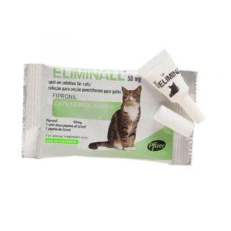 Eliminal Gato (1 pipeta)