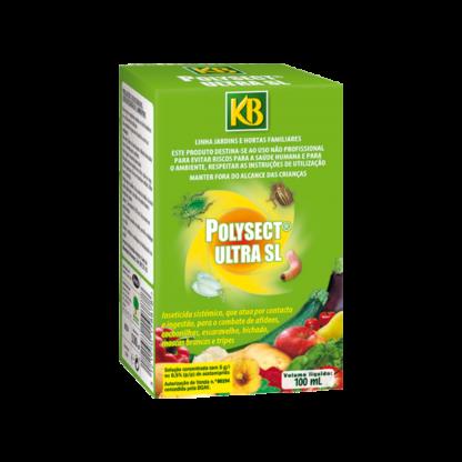 KB Polysect Ultra Concentrado Hortas 100ml
