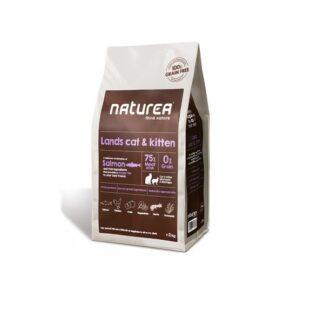 Naturea Lands CAT & KITTEN 7kg (envio grátis)