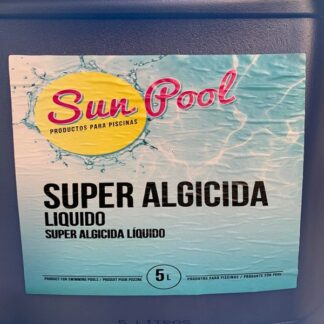 Super Algicida Sun Pool 5lts