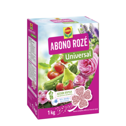 Adubo Rozé Universal Compo 1kg