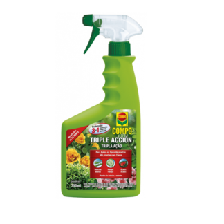 Tripla Acção KB (Insecticida+Fungicida+Acaricida) 750ml