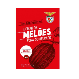 Sementes Edição Especial Benfica –  Nabo BIO