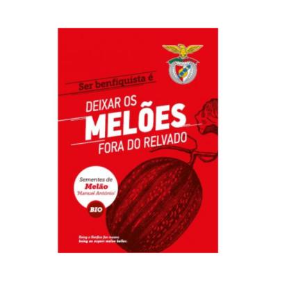 Sementes Edição Especial Benfica – Melão BIO