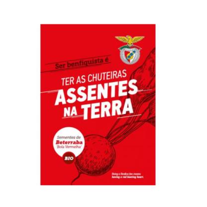 Sementes Edição Especial Benfica – Beterraba BIO