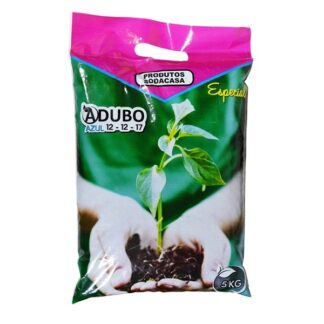 Adubo Azul 12-12-17 Saco 5kg