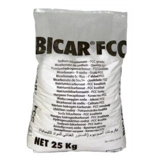 Bicarbonato de Sódio 25kgs