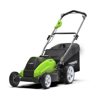 Corta Relva Greenworks 40V G40LM45