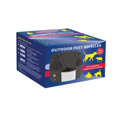 Repelente Ultra Sons Outdoor PestClear