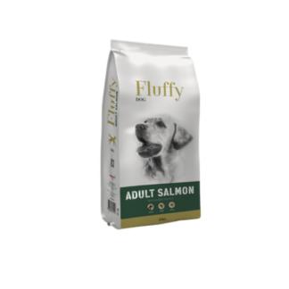 Fluffy Cão Adulto Salmão 20Kgs